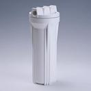 樹脂製フィルターハウジング 10インチ 1/2 白