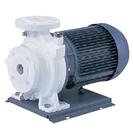 FSDN型  ナイロンコ−ティング製片吸込渦巻ポンプ 60Hz