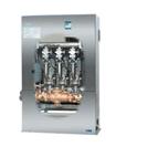 PNE型  直結給水ブ-スタポンプウォ−ルキャビネットタイプ台数制御形