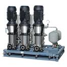 フレッシャーF3100 BNBEV型  推定末端圧力一定台数制御給水ユニット高層ビル用高揚程タイプ