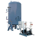 フレッシャーF400  UYPMS型 大形圧力タンク給水システム 陸上電動機4極形  50Hz