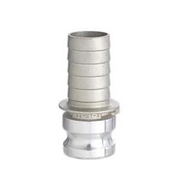 カムロックアダプター ホースシャンク(樹脂ホース用)  アルミ合金製