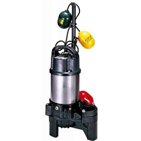 水中ハイスピンポンプ 自動交互形 PUW型