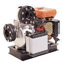 汚水用自動始動エンジンポンプ LA-RE型