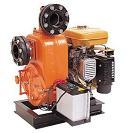 汚物用自動始動エンジンポンプ EP-TRE型