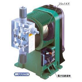 電磁駆動定量注入ポンプ MGI-400型