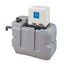 受水槽付水道加圧装置 一般用 RMB形 50L
