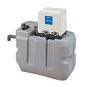受水槽付水道加圧装置 インバータ用 RMB形 100L